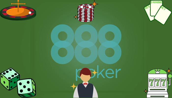 888poker India: Types of Online Poker Games Available on 888poker India