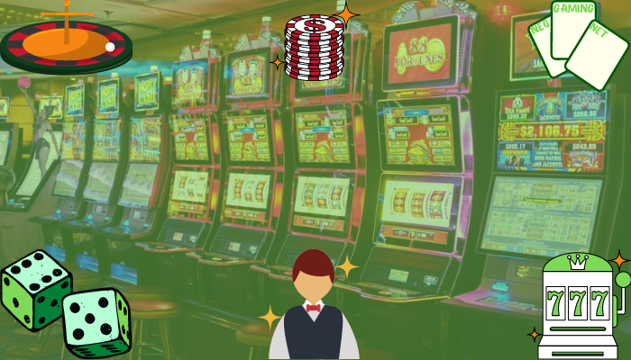 What Are The Various Topmost Casino Games?