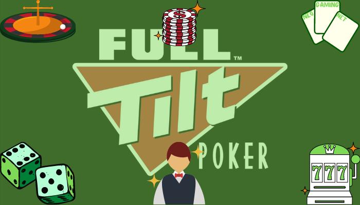 Full Tilt Poker India: How to Use Full Tilt Poker App