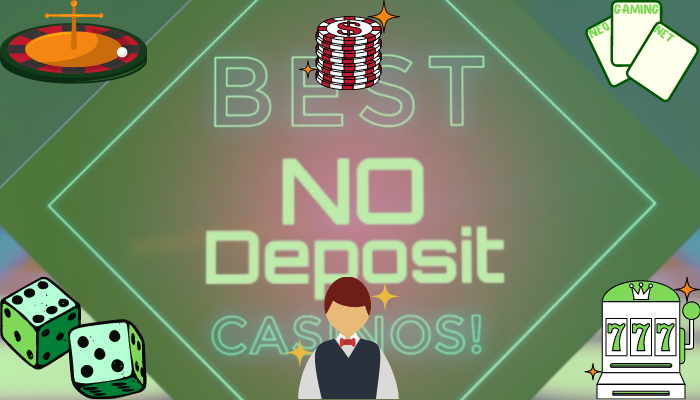 Online Casinos No Deposit and Free Gambling Experience